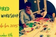 "LifeINSPIRED Vision Board Workshop: ""CREATING MY LIFE FOR 2015"""