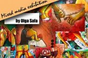 Perspectives on Love and Passion-Painting exhibition by Olga Safa