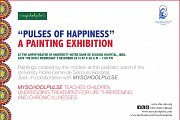 """""""Pulses of Happiness"""" Painting Exhibition"""