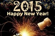 Celebrate New year 2015 with Dale Corazon in Douma Village