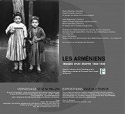 Exposition Les Arméniens. Images d'un destin 1906-1939
