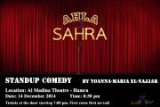 Ahla W Sahra - Stand-up Comedy show