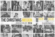The Christmas Mission 2014 - Live Bands