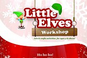 The Little Elves Workshop by Kids Event