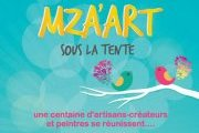MZA'ART SOUS LA TENTE - Mzaar Annual Exhibition