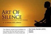 Art of Silence ~ Meditation Retreat