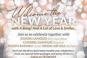 New Year's Eve 2015 - La Cave Jbeil
