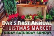 Dar's FIRST Annual Christmas Market