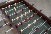 Foozball Championship: Too Much Competition Will Kill You