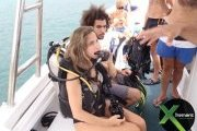 Scuba Diving + Beach with Xtremers