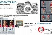PHOTO EDITOR PRO photography workshop