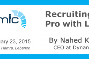 Recruiting Like a Pro with LinkedIn
