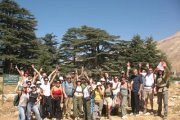 Arz Bcharreh to Tannourine Hiking with Vamos Todos