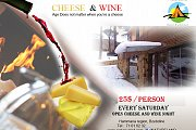 Saturday Cheese & Wine at Natureland