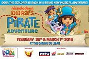 DORA The Explorer - Pirate Adventure Show in Lebanon