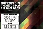 The Back Door supporting Think Clean