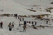 Hiking in Qanat bakish