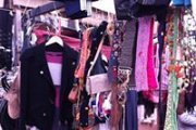 Vintage Clothes Bazaar at Bread Republic