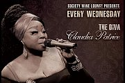 Claudia Patrice Live at Society Wine Lounge