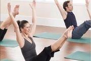 Pilates Re-sculpt & Body Transformation Method with Lara Hassan of Spiral Pilates Studio in London, UK.