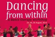 Dancing From Within - a dance therapy workshop