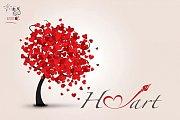 """Heart"" Valentine's Exhibition by Exode"
