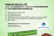 Atelier parent: parler sexualité avec les enfants et prévenir l'intimidation et les agressions sexuelles