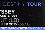 Thyladomid: Interstellar Destiny Tour (pres. by Odyssey w/ Ronin, Alias)