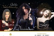 Golden Valentine with Laury, Divanessa & Lama
