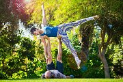 Get Your AcroYoga Fix with Sali