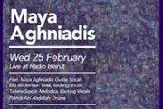 Beirut Banter Feat. Maya Aghniadis