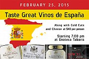 Taste Great Wines from SPAIN!