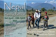 Nepal Spring Retreat 2015