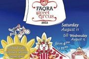 Faqra Street Circus
