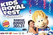 Kids Royal Fest by Ghinwa