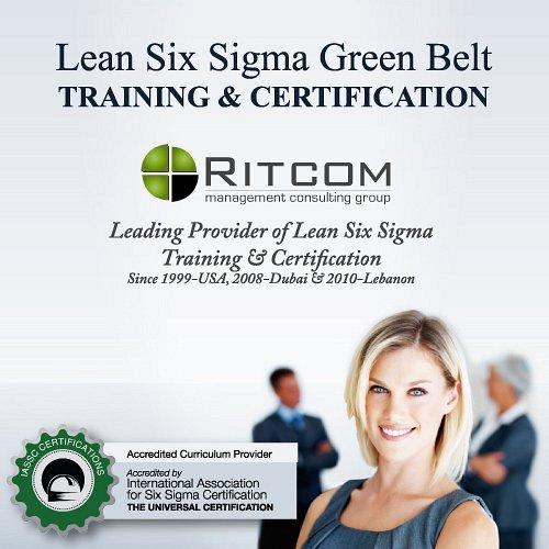 Lean Six Sigma Green Belt Training & Certification « Lebtivity