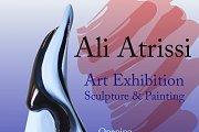 Ali Atrissi Art Exhibition