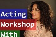 Screen Acting Workshop with Takla Chamoun Farjallah