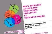 Deux Journées autour des Médiations Créatives et Therapeutiques