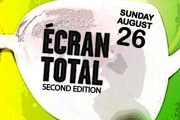 ECRAN TOTAL - 2nd Edition - Beach Party