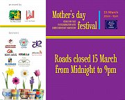 MOTHER'S DAY FESTIVAL IN HAMRA
