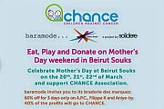 Mother's Day in support of CHANCE