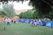 Rafting Camp in Assi River with Footprints Club