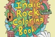 Indie Rock Coloring Book Vol. II @ Hole in the Wall