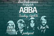 ABBA Night at Junkyard Beirut