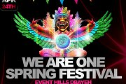 WE ARE ONE spring festival