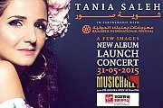 TANIA SALEH in concert at Music Hall