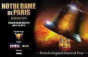 NOTRE DAME DE PARIS - Lebanon 2015