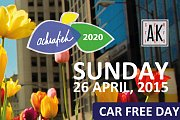 Discover Armenia Street - Mar Mikhael - Car Free Day by Achrafieh 2020