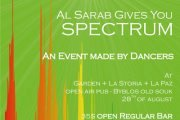 SPECTRUM - An event made by dancers